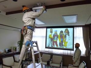 音響設備・映像設備工事について